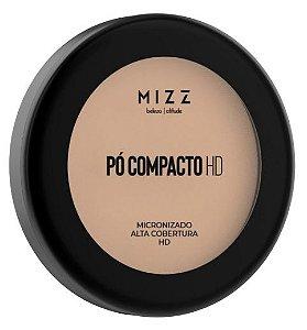 PÓ COMPACTO HD MIZZ - BEGE 01