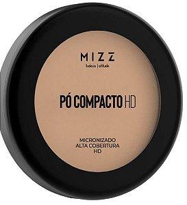PÓ COMPACTO HD MIZZ - BEGE 2