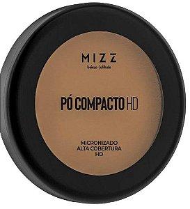 PÓ COMPACTO HD MIZZ - BEGE 4