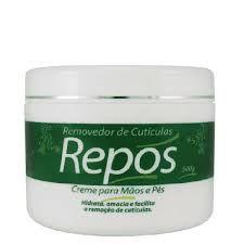 REMOVEDOR DE CUTÍCULAS 500G REPOS