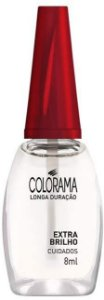 VERNIZ EXTRA BRILHO 8ML COLORAMA
