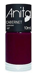 ESMALTE 10ML ANITA - CABERNET