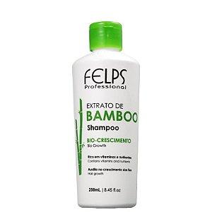 SHAMPOO BIO-CRESCIMENTO EXTRATO DE BAMBOO FELPS