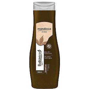 SHAMPOO MANDIOCA E COCO 250ML BOTHÂNICO HAIR