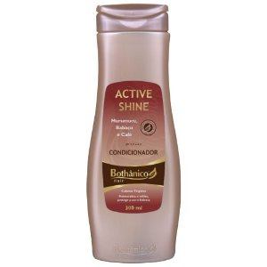 CONDICIONADOR ACTIVE SHINE CUIDADOS COM A COR 300ML BOTHÂNICO HAIR