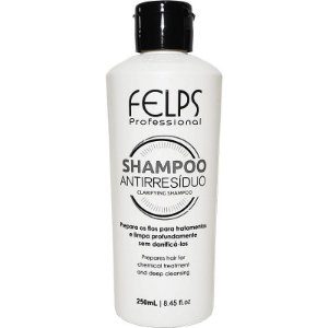 SHAMPOO ANTIRRESÍDUO 250ML FELPS