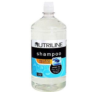 SHAMPOO NEUTRO COM SILICONE 1,15L NUTRILINE