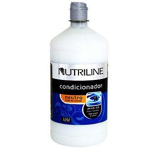 CONDICIONADOR NEUTRO COM SILICONE 1,15L NUTRILINE