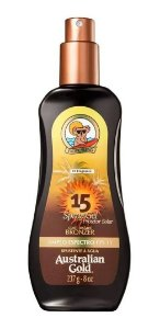 SPRAY GEL FPS 15 AUSTRALIAN GOLD
