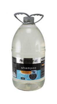 SHAMPOO NEUTRO COM SILICONE L 4,6L NUTRILINE
