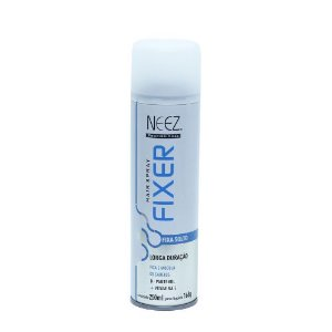 HAIR SPRAY FIXA SOLTO 250ML NEEZ