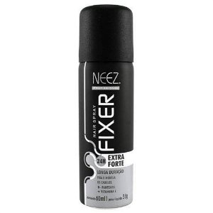 HAIR SPRAY FIXA EXTRA FORTE 60ML NEEZ
