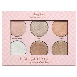PALETA HIGHLIGHTER RUBY ROSE