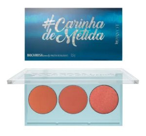PALETA DE BLUSH BOCA ROSA BEAUTY