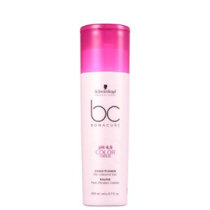 CONDICIONADOR BC BONACURE PH 4.5 COLOR FREEZE 200ML SCHWARZKOPF