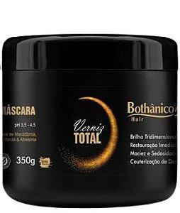 MÁSCARA VERNIZ TOTAL  350ML BOTHÂNICO HAIR