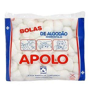 ALGODÃO BOLA APOLO 50G