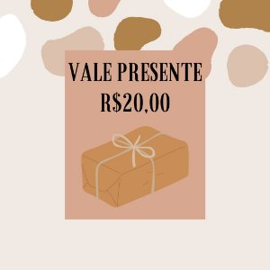 Vale Presente R$20