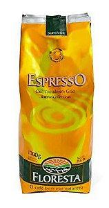Café Floresta Expresso Superior em Grãos 1kg