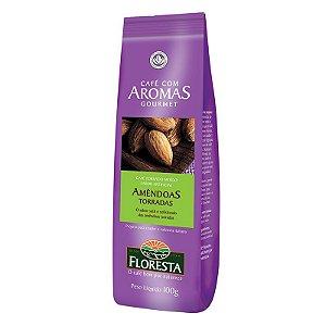 Café Floresta Aromatizado Amendoas 100g