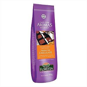 Café Floresta Aromatizado Trufas de Chocolate 100g