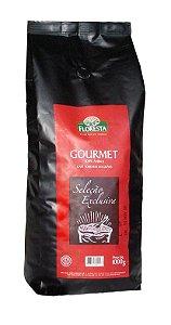 Café Floresta Expresso em Grãos Gourmet 1kg