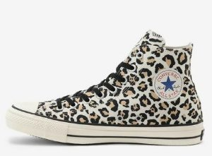 TENIS CONVERSE ALL STAR - ONÇA ANIMAL PRINT