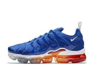 TÊNIS NIKE AIR VAPORMAX PLUS - AZUL ROYAL