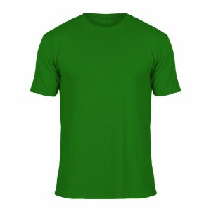 Camisa Verde c/ Bordado no Peito