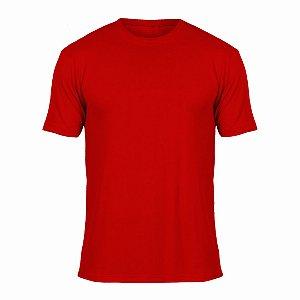 Camisa Vermelha c/ Bordado no Peito