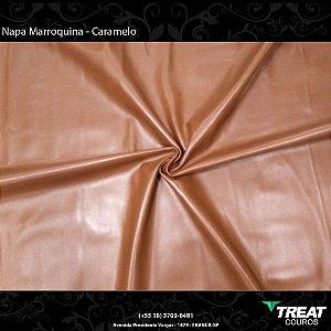 Napa Marroquina Caramelo