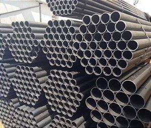 """Tubo de Aço Carbono DIN 2440 de 1/2"""" à 6"""""""
