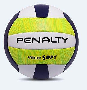 Bola Penalty Vôlei Soft 510713-1540 BC/VD/AZ