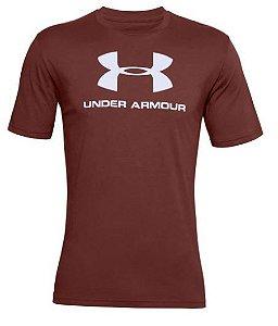 Camiseta Under Armour Sportstyle 1359394-688 Cnrdwh