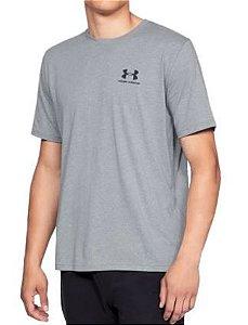 Camiseta Under Armour Sportstyle Left 1359393-035 Stlhbk