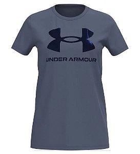 Camiseta Under Armour Live 1363704 Mnblmn
