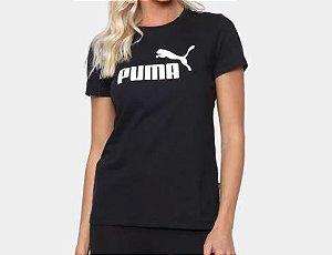 Camiseta Puma Ess Logo Tee W 521185-01