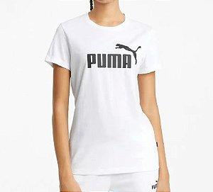 Camiseta Puma Ess Logo Tee W 521185-02