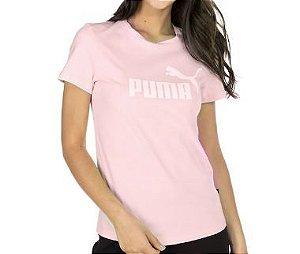 Camiseta Puma Ess Logo Tee W 521185-05