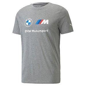 Camiseta Puma Bmw Mms Ess Logo Tee 532253-03