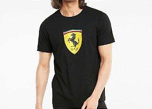 Camiseta Puma Ferrari Race Colored Big Shiel 531691-01