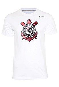 Camisa Nike Corinthians Core Basic Crest T 533978-100