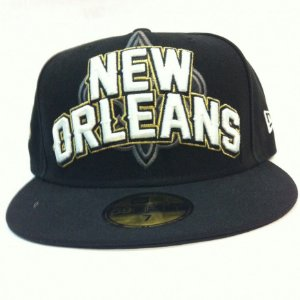 Boné New Era Nfl ON Field New Orleans Neperbon186