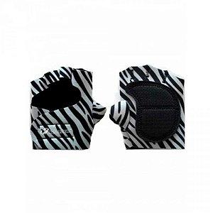 Luva Hammerhead Musculação Zebra