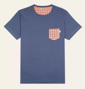 Camiseta Timberland Pocket Timon V16 Tbb4137468a