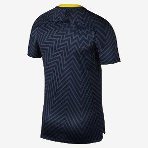 Camisa Nike Pré-Jogo Brasil Cbf 893353-454