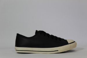 Tênis Urbann Manhattan College Leather Ub108 Preto/Off White