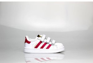 Tênis Adidas Superstar Foundation CF I Bz0420