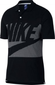 Polo Nike Nsw SS PQ Jsy Mix Hbr 918891-010