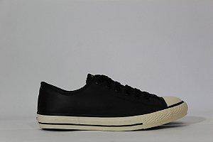 Tênis Urbann Manhattan College Leather Ub108 Preto/Off White